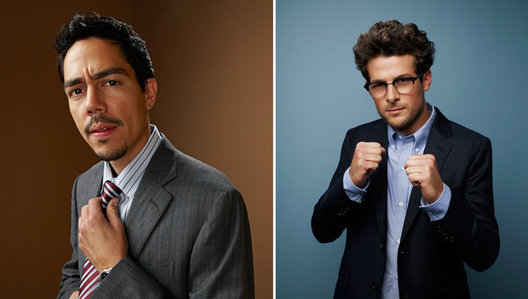 Zak Santiago and Jacob Soboroff